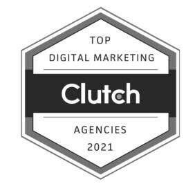 Clutch award image 2020